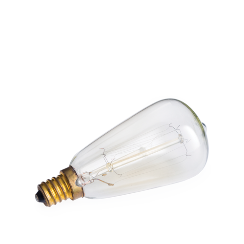 Replacement Warmer Bulb - For Edison Warmers