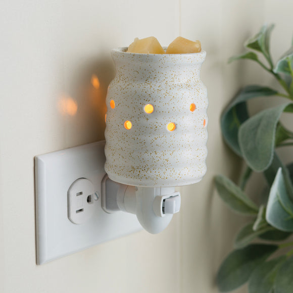 Farmhouse Pluggable Wax Warmer - 15% OFF MOVING SALE