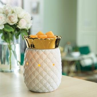 Pineapple Illumination Warmer
