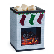 Christmas Mantle Illumination Warmer