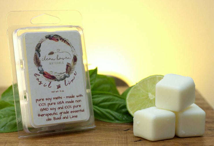 Soy Wax Melts with Essential Oils  - CHOOSE YOUR SCENT