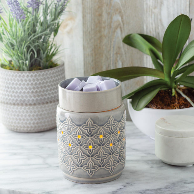 Jasmine Illumination Wax Warmer