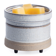 Rustic White 2-in-1 Classic Fragrance Warmer