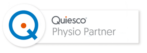 Quiesco Physio Partner Badge