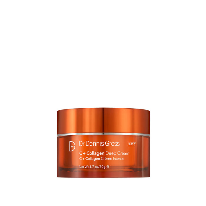 C + Collagen Deep Cream Vitamin C