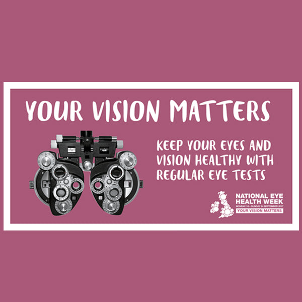 National Eye Health Week