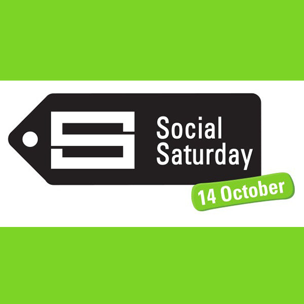 Social Saturday 14 October
