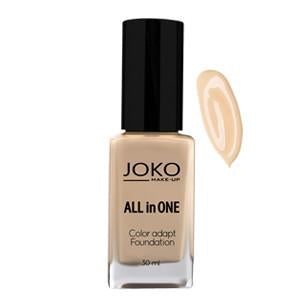 JOKO All-in-One Foundation Pastel