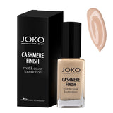 JOKO Ireland Cashmere Finish Foundation Ivory
