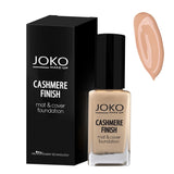 JOKO Ireland Cashmere Finish Foundation Beige