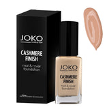 JOKO Ireland Cashmere Finish Foundation Golden Beige