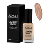 JOKO Ireland Cashmere Finish Foundation Natural