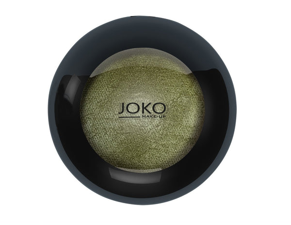 JOKO Ireland Baked Eye Shadow Lime Green