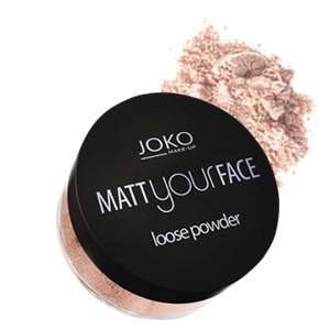 Matt Your Face Loose Powder