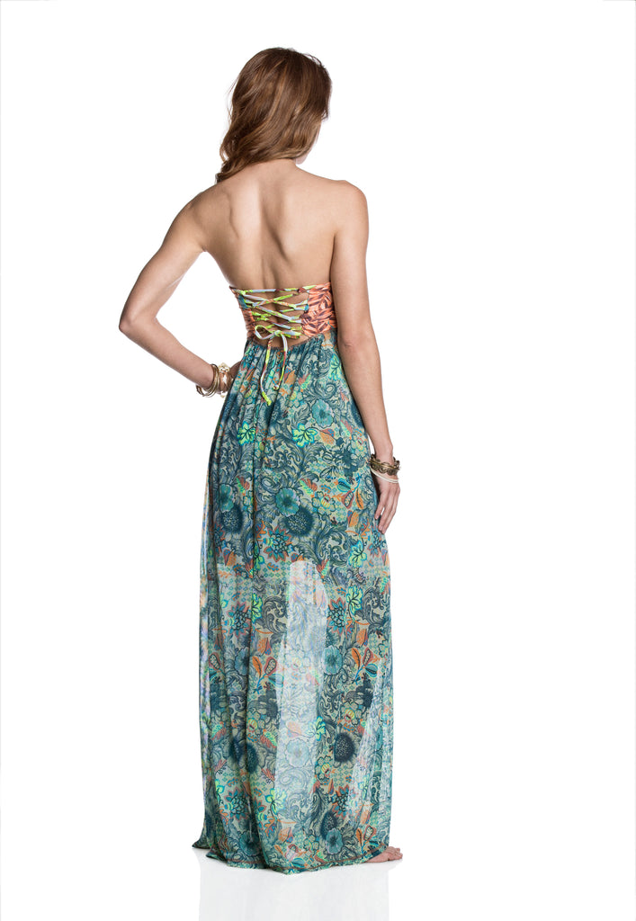 SWANG SWONG LONG MAXI DRESS