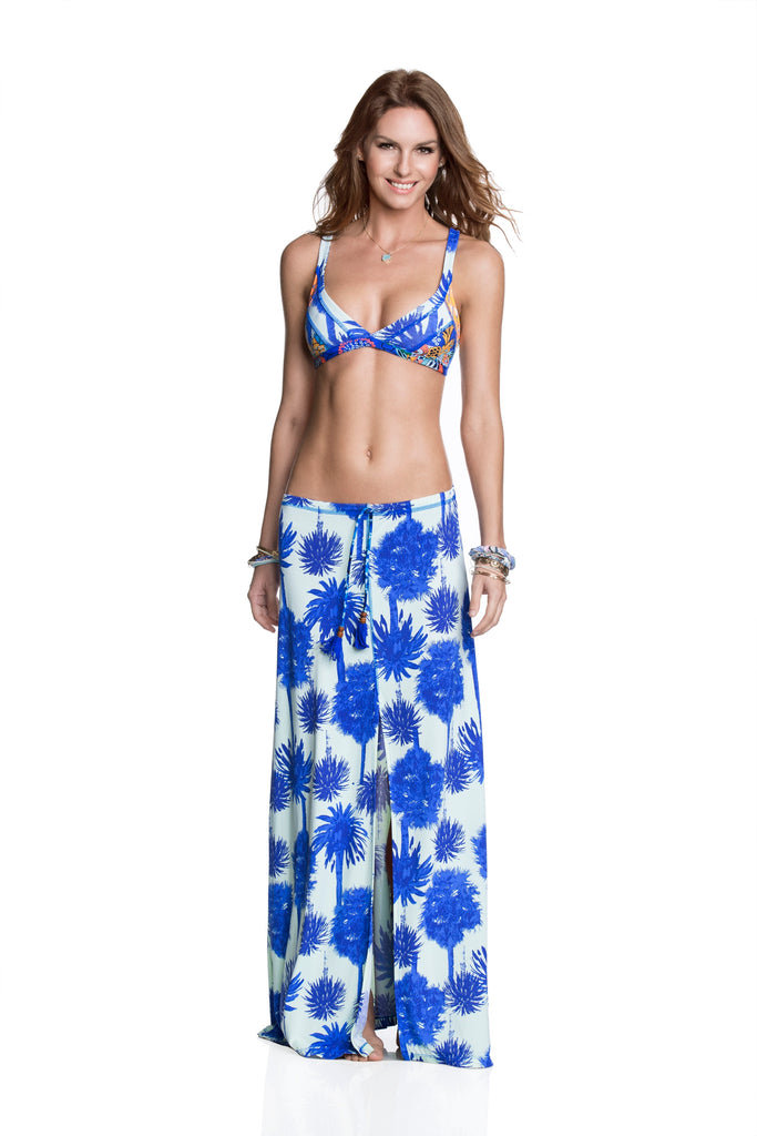 BLUE LAGOON LONG SKIRT