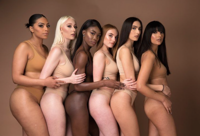 Yahoo Style Article - This Fashion Line Is Changing How We Define Nude