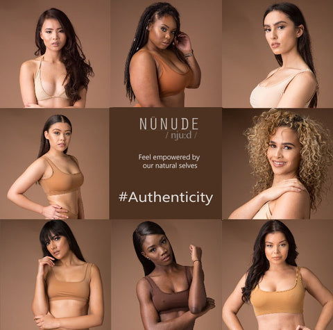 authenticity skin is nude