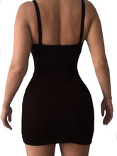 Load image into Gallery viewer, Aurora Reversible Bodycon Dress NU4 X NOIR