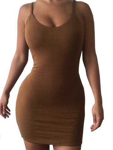 Aurora Reversible Bodycon Dress NU3 X NOIR