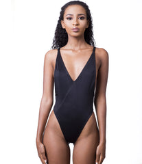 Keke Reversible Swimsuit NU3.5 X NOIR