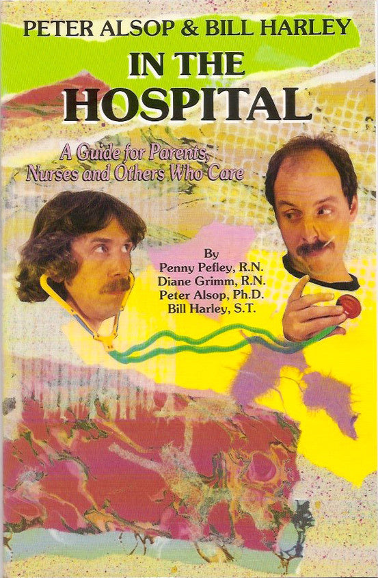 In the Hospital (Paperback & CD)