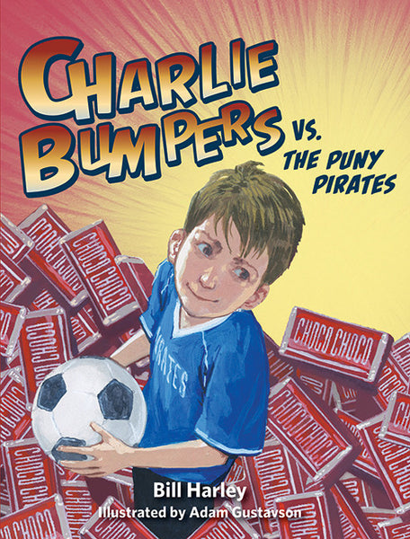 Charlie Bumpers vs. the Puny Pirates (Book 5)