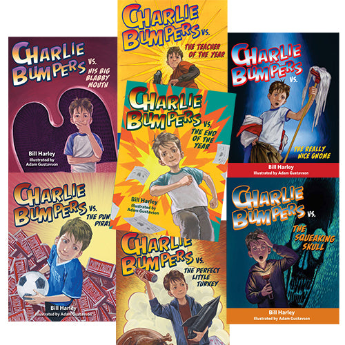 Charlie Bumpers Series