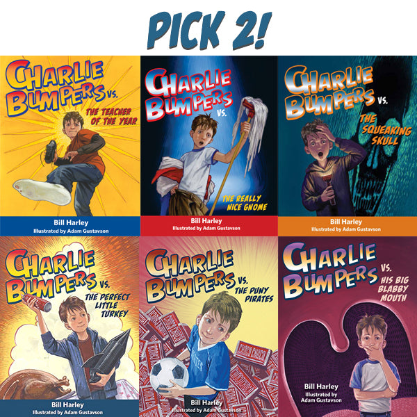 Charlie Bumpers Books Pick 2!