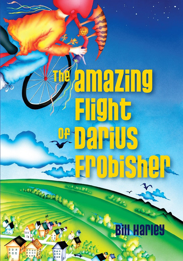 The Amazing Flight of Darius Frobisher (Paperback)