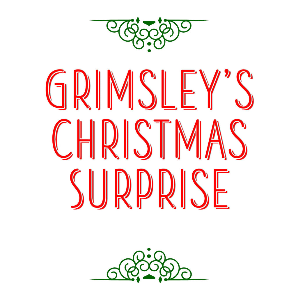 Grimsley's Christmas Surprise (MP3)