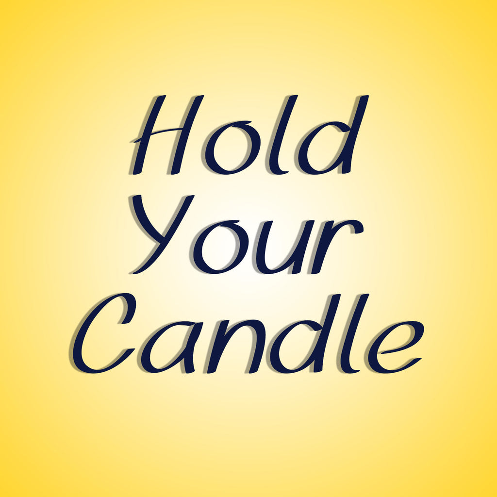 Hold Your Candle (MP3)
