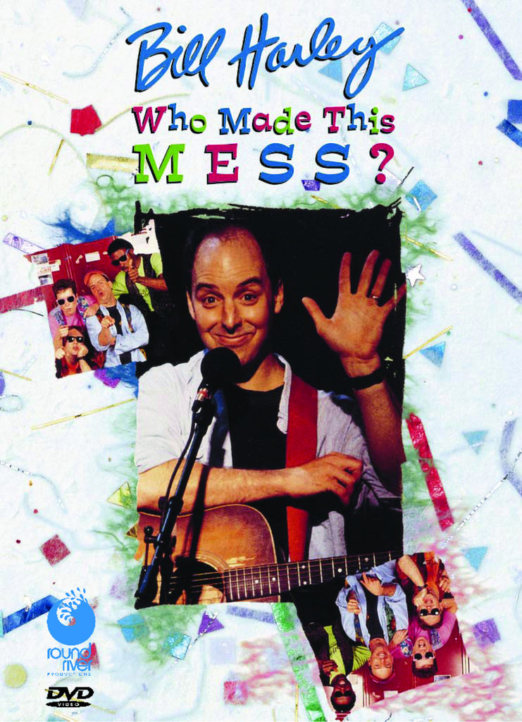 Who Made This Mess? DVD