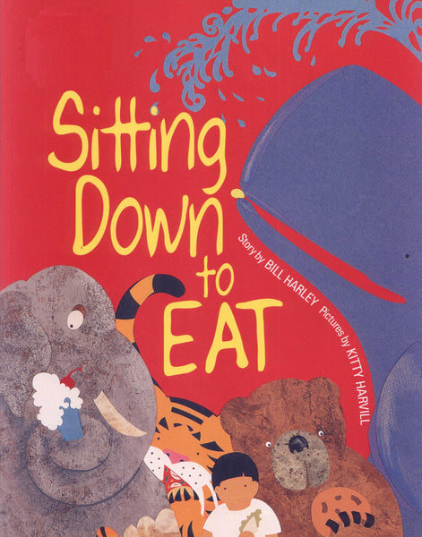 Sitting Down to Eat (Paperback)