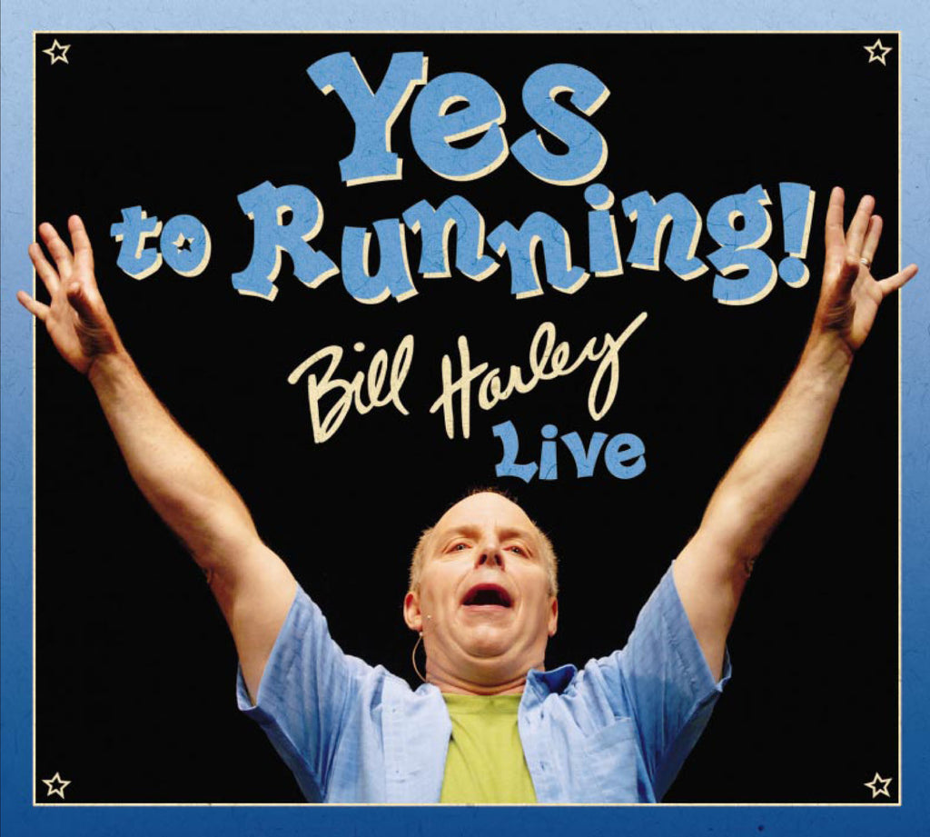 Yes to Running! Bill Harley Live Double CD
