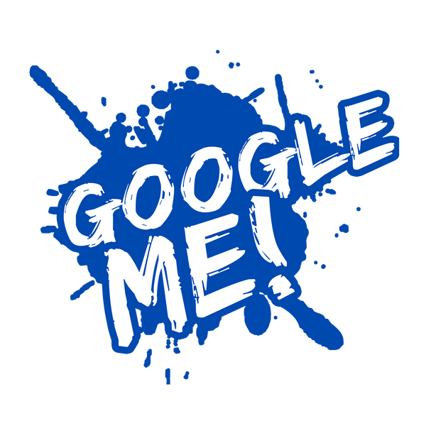 Google Me design for cool t-shirts or apparel