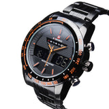 Naviforce NF9024 Military Dual Display Week Date Men Wrist Watch