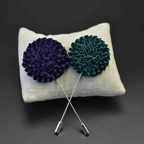 The Lapel Flower Brooch