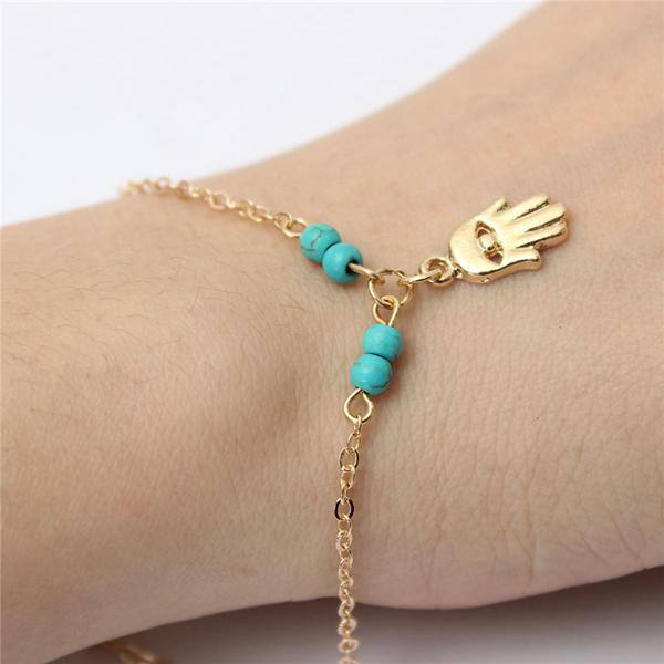 Foot Chain Anklet Bracelet
