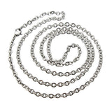 Stainless Steel Necklace Chain Unisex Jewelry