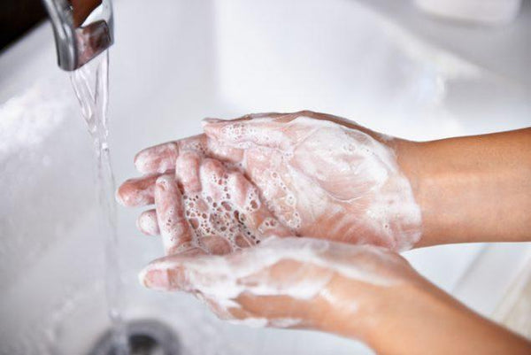 Is hand sanitiser more effective than soap? | Kokoa Eco Beauty