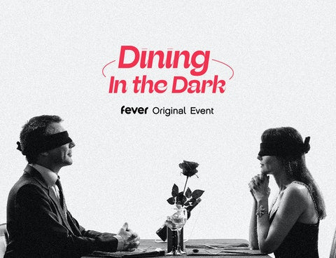 dining in the dark manchester