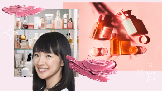 how to organise your beauty drawer marie kondo organise clean spring