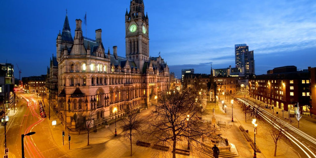 manchester city centre skyline things to do lckdown april 2021