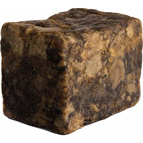 raw apothacary african black soap
