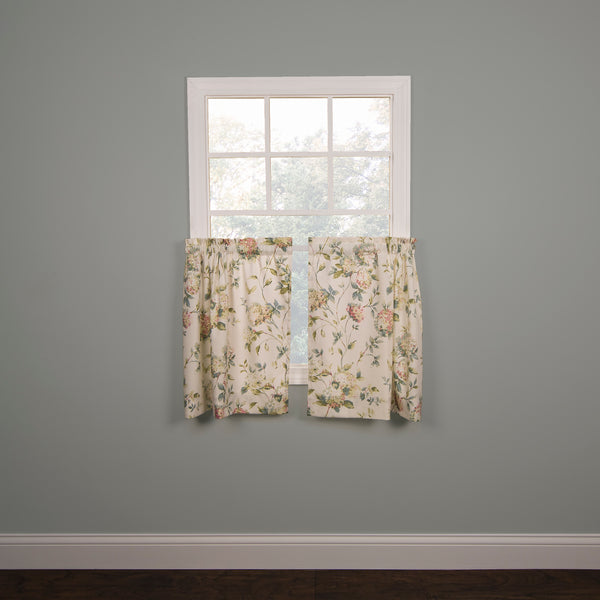 Abigail Tailored Tiers and Valance