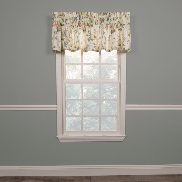 Abigail Tailored Valance