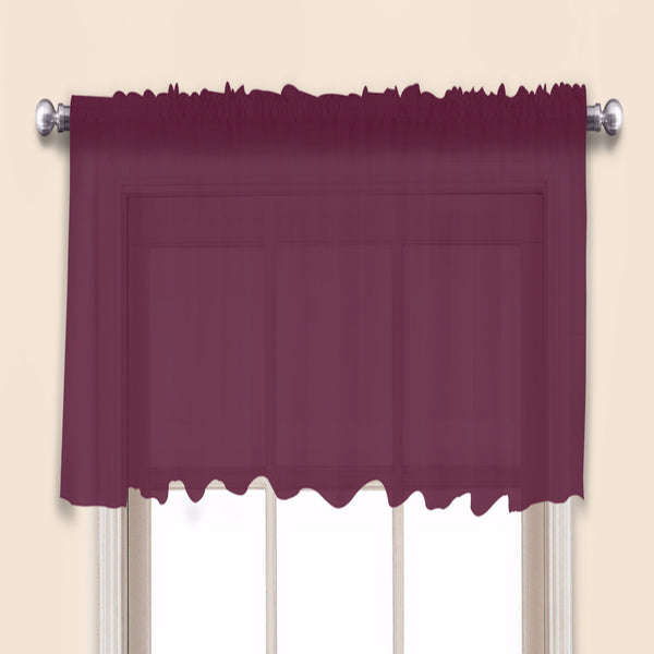 Monte-Carlo-Sheer-Voile-Straight-Valance-Burgundy-Zoom