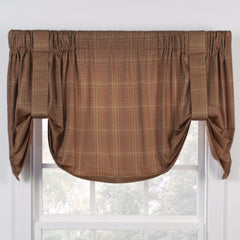 Morrison-Lined-Tie-Up-Valance-Rust-Zoom