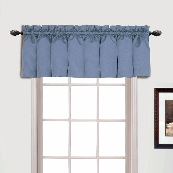 Metro-Rod-Pocket-Valance-Blue-Zoom